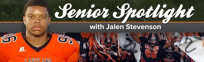 Senior Spotlight – Jalen Stevenson