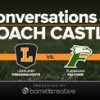 Conversations with Coach Castle – Flanagan