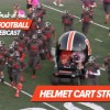 Best of the Lakeland Football Webcast – Helmet Cart Struggles