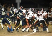 Lakeland vs. Ridge 2012